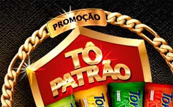 WWW.TOPATRAO.COM.BR - PROMOÇÃO TORCIDA TÔ PATRÃO, CADASTRAR CÓDIGO