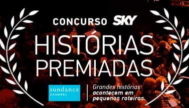 WWW.SKY.COM.BR/PROMOCOES - PROMOÇÃO SKY HISTÓRIAS PREMIADAS