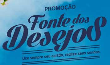 PROMOÇÃO FONTE DOS DESEJOS BRADESCO