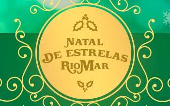 PROMOÇÃO NATAL DE ESTRELAS SHOPPING RIOMAR