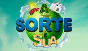 WWW.ASORTEESUA.COM.BR - PROMOÇÃO A SORTE É SUA 2014
