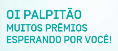WWW.OIPALPITAO.COM.BR - PROMOÇÃO OI PALPITÃO, SMS GRATIS 4422