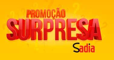 WWW.SURPRESASADIA.COM.BR - PROMOÇÃO SURPRESA SADIA, CADASTRO, COMO PARTICIPAR