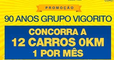 WWW.GRUPOVIGORITO90ANOS.COM.BR - PROMOÇÃO 90 ANOS GRUPO VIGORITO