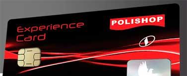 WWW.POLISHOP.COM.BR/EXPERIENCECARD - POLISHOP EXPERIENCE CARD