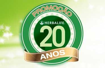 WWW.PROMOCAOHERBALIFE20ANOS.COM.BR - PROMOÇÃO HERBALIFE 20 ANOS, CADASTRAR