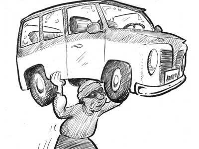 Ranking dos carros mais roubados no Brasil