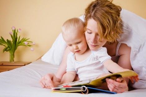 Como estimular a leitura na infancia