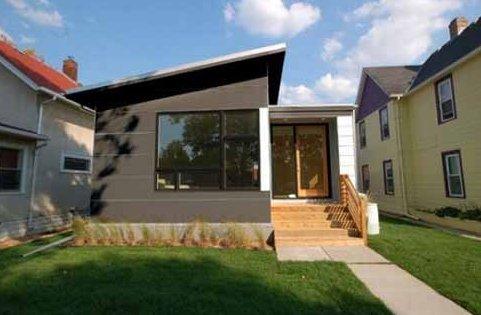 Dicas de fachadas para casas pequenas