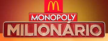 WWW.MILHAONOMC.COM.BR - PROMOÇÃO MCDONALDS MONOPOLY 2015, CADASTRAR