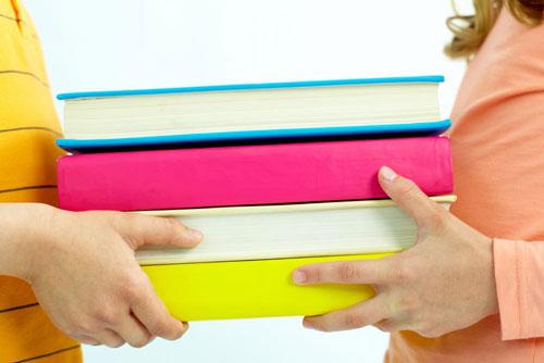 Dicas para doar livros usados