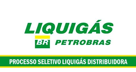 CONCURSO DA LIQUIGÁS EM SÃO PAULO