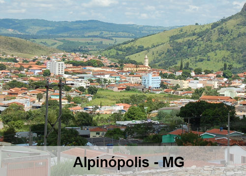 CONCURSO DA PREFEITURA DE ALPINÓPOLIS - MG, EDITAL, INSCRIÇÕES