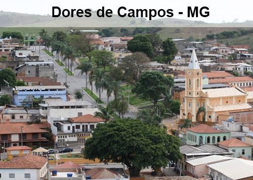 Concurso da Prefeitura de Dores de Campos