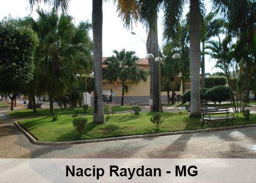CONCURSO DA PREFEITURA DE NACIP RAYDAN - MG, EDITAL, INSCRIÇÕES
