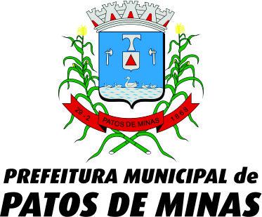 CONCURSO PÚBLICO DA PREFEITURA DE PATOS DE MINAS - MG, EDITAL, INSCRIÇÃO