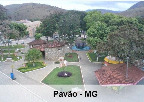 CONCURSO DA PREFEITURA DE PAVÃO - MG, INSCRIÇÕES, EDITAL