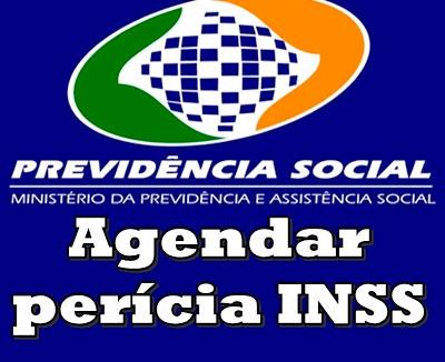 MARCAR PERÍCIA DO INSS PELA INTERNET