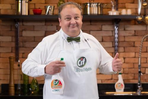 Promocao Cif na Cozinha Voce no MasterChef Brasil