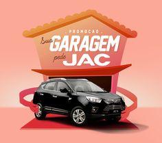 Promocao Sua Garagem Pede JAC