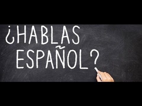 Como aprender espanhol de graca