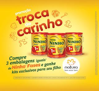 WWW.TROCADECARINHO.COM.BR - PROMOÇÃO TROCA DE CARINHO NINHO, CADASTRAR CUPOM