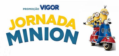 Promocao Vigor Jornada Minion