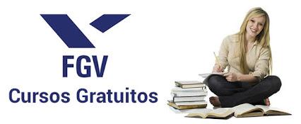 CURSO GRÁTIS FUNDAÇÃO GETÚLIO VARGAS