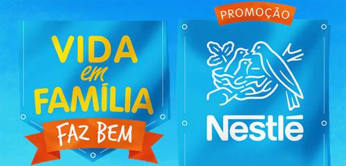 Promocao Nestle Vida em Familia faz bem2