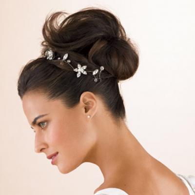 Curso de Penteados para festas e noivas
