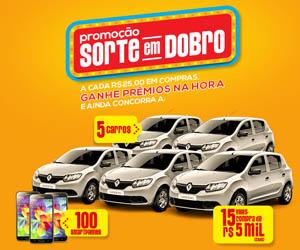 PROMOÇÃO SORTE EM DOBRO CHOCOLATES BRASIL CACAU 2015