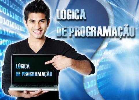 CURSO GRATUITO DE LÓGICA DE PROGRAMAÇÃO BÁSICA ONLINE