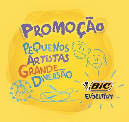 WWW.PROMOCAOBICEVOLUTION.COM.BR - PROMOÇÃO BIC EVOLUTION, COMO PARTICIPAR