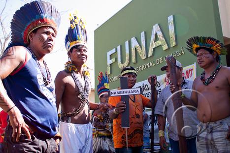 Concurso publico da Funai